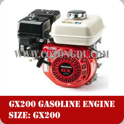 New TD168F 6.5HP honda type gx200 With 1 Year Warranty