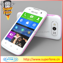 mobile phones with price and features PDA phone 4.0 inch X2 cellphone for sale