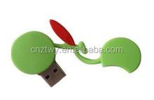 cute cartoon tree shape usb flash disk pvc usb flash drive for promotion gift usb with custom logo lowest price
