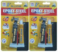 HARDOX 4 Mins Epoxy Steel
