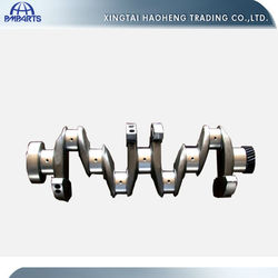 2015 new listing car and motorcycle used crankshaft with casting material
