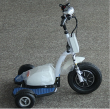 2015 three wheel electric scooter with ABS roof made in China