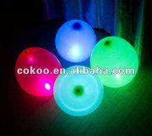 50pcs/lot Binking Wedding Decoration High Quality Ballon Led Flashing Balloon with Flashing Led Balloons Lights