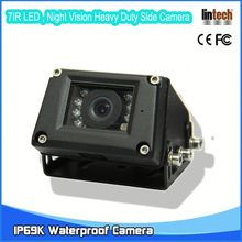 2014 Latest car side camera | CCD night vision car side camera| waterproof car backup camera for break bulk cargo carrier