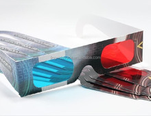 Most Popular Good Looking Cheap Paper 3D Glasses for Giveaway/gift