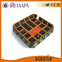 used big indoor trampoline for children