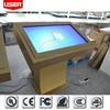 Full hd shopping mall touch screen led monitor WIFI muli function