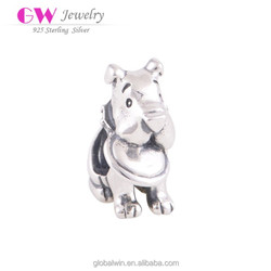 Pet Dog Charm For Carnival Charms 925 Sterling Silver Jewelry Suitable For Fashion Style Charm Bracelets