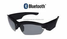 New 1080P Camera Sunglasses + Bluetooth 4.0 +Speaker + Polarized lens (Video + Photo+ music + phone call)