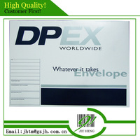 New! High quality Wholesale customized UPS logistics and express Cardboard Express Envelope
