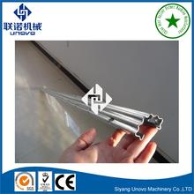 China nuevo producto para la venta de acero galvanizado de uva stake\ post\pillar que hace la línea