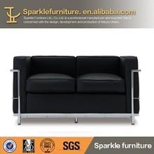 Affordable Designer furniture Le Corbusier sectional sofa