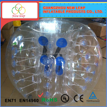 High quality and popular hot sale inflatable body bumper ball for adult