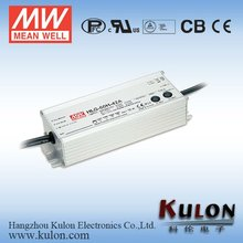 Meanwell waterproof 60w 15V power supply IP67 led driver/HLG-60H-15A
