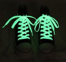 Party use Shoe Parts glowing shoe lace, glow shoelace ,wholesale shoe laces