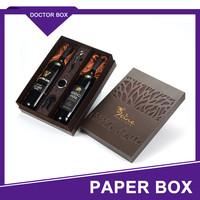 Factory Price Wholesale Luxury Printing Paper Packaging Box Wine