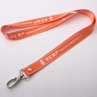 New style lanyard keychain necklace for promotional gifts