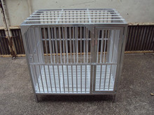 Aluminum Dog Cage DC-004