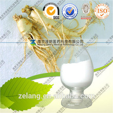 Manufacturer production natural panax powder korean red extract ginseng