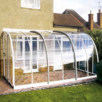 Ireland sunroom winter garden sun house green house