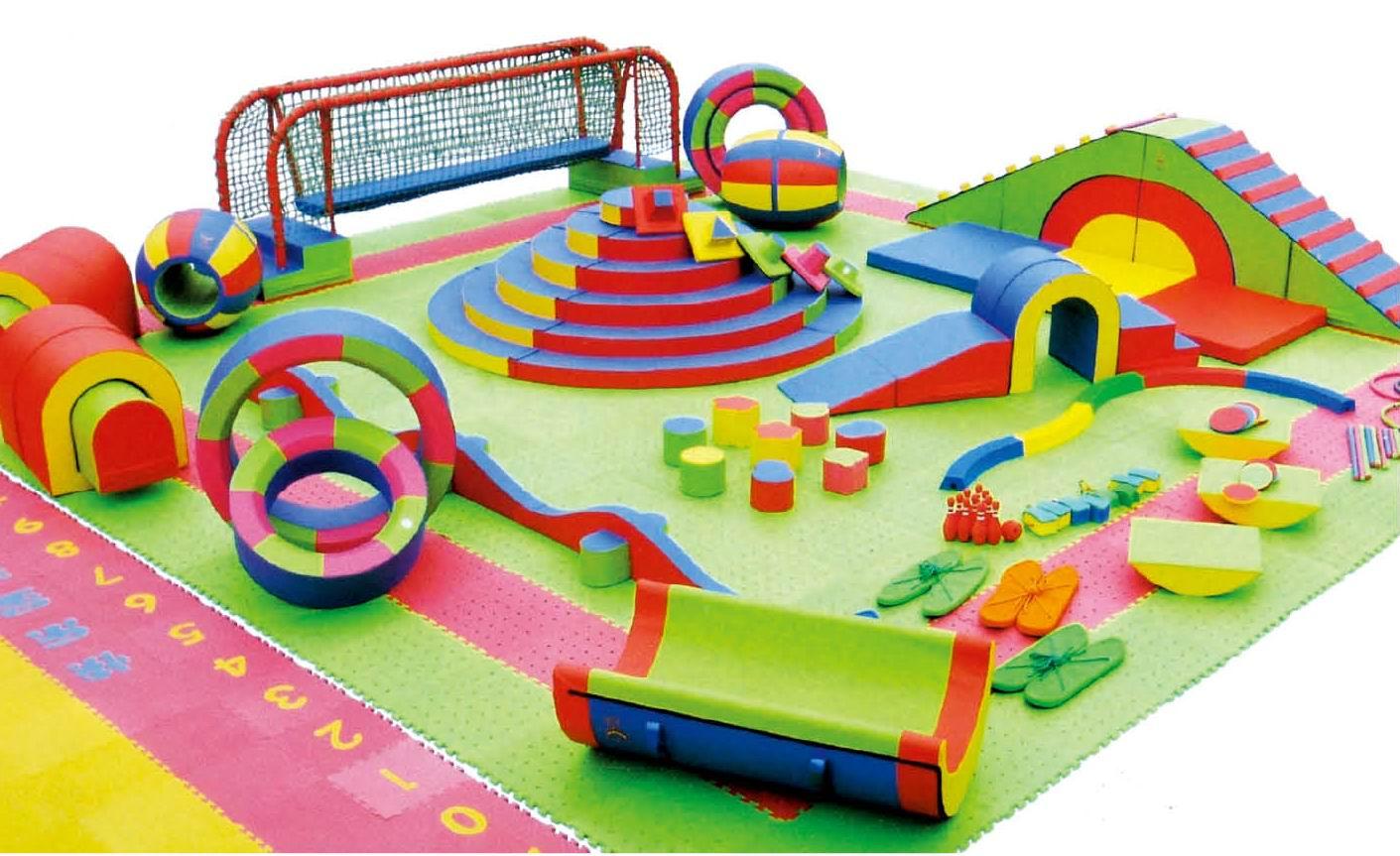 Pr escolar mobili rio e brinquedos o jardim de inf ncia - Juguetes infantiles para jardin ...