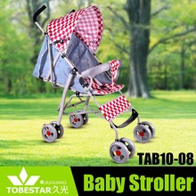 Good baby stroller with universal wheel