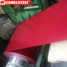 Decorative Color Code Paint Galvanized Steel Coil/Color Coated Steel Coil PPGI