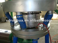 China HDPE/LDPE 7 Layer Co-extrusion PE Film extruder