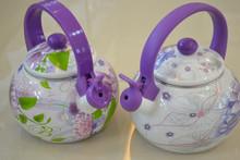 Enamel turkish tea kettle,non electric teapot