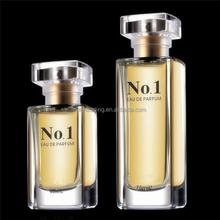 40ml rectangle skull bottle perfume, skull head glass perfume bottle, skull perfume bottle