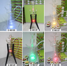 Cheap hookah for sale! Best selling glass shisha hookah /nargile/water pipe