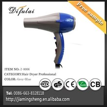 Customized Colorful Hair Dryer Dual Voltage Hair Blower Dryer Salon Equipment