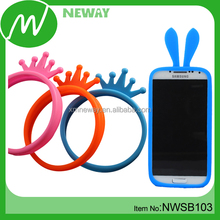 2015 Bar Design Silicone Cell Phone Cover