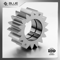 professional made spur cut gears for industrials