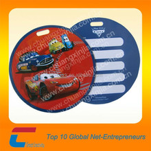 Top 10 manufacturer produced plastic card in circle shape