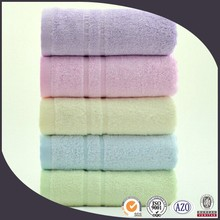 50% bamboo 50% cotton fabric towel