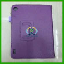 7.9inch Lichee Pattern PU Leather Case with Stand for ACER A1-810