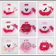 OEM Newborn Fashion Toddler Import China Products Princess Shirt Wholesale Baby Girls Mustard Pie Clothing Set