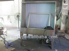 stainless steel screen washing machine for washing emulsion