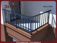 terraza barandilla de aluminio de los precios