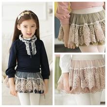 2015 nuevos productos calientes bordado a mano corto Mini faldas para el niño
