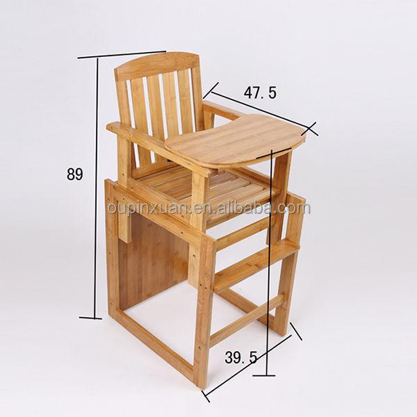 En 2 1 composable muebles de bambú, plegable muebles de bebé, bebé ...