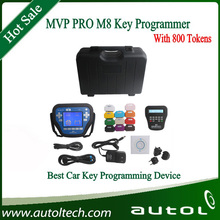 Locksmithing Tools MVP Pro M8 Best Universal Car Key Programmer Support Keys Lost
