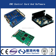 CNC Control Card and Software