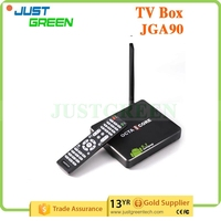 JGA90 tv box Android 5.1 RK3368 octa cores 2GB 16GB WIFI Ethernet GMAC multi languages download free mobile games