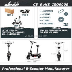 The latest new big wheel 1600w two wheel electric scooters Motorcycle electric bycycle Have CE/RoHS/