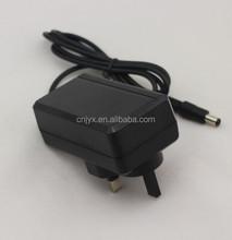 5v 9v 1a 9v power adapter for set top box with EU US UK AU plug 3v 5v 9v DC 5v 9v 12v 24v power adapter 010364