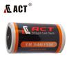 Li-SOCl2 battery long life ER34615M 3.6V 14.5Ah lithium D size battery