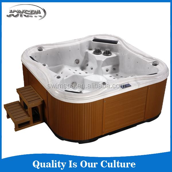 Прямая производитель CE сертификации автономных портативный спа-бассейн