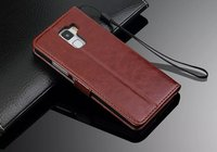 Luxury Leather Flip Card Hold Wallet Stand Case Cover For Huawei Honor 7 5.2 inch